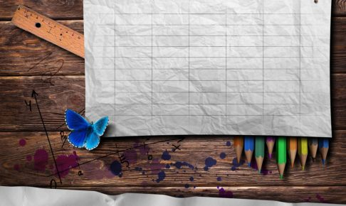 壁と紙とペン