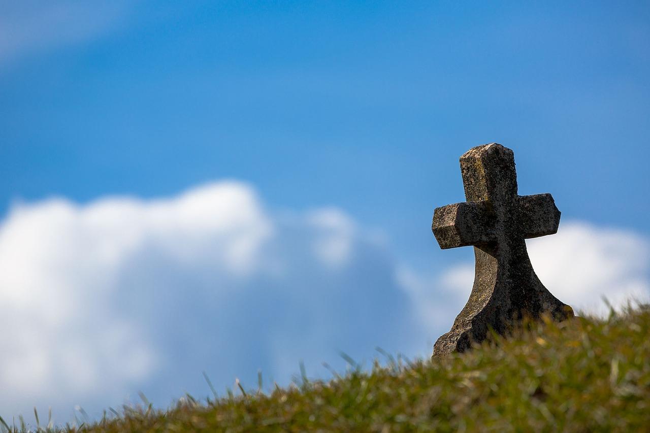 お墓のイメージ