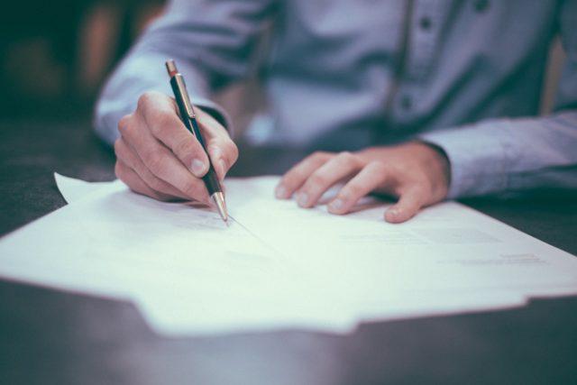 相続分譲渡証明書の書き方